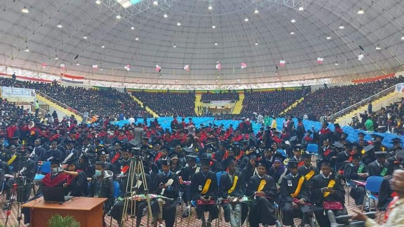 Higher education institutions graduate a total of 10,270 students – Welcome to Fana Broadcasting Corporate S.C