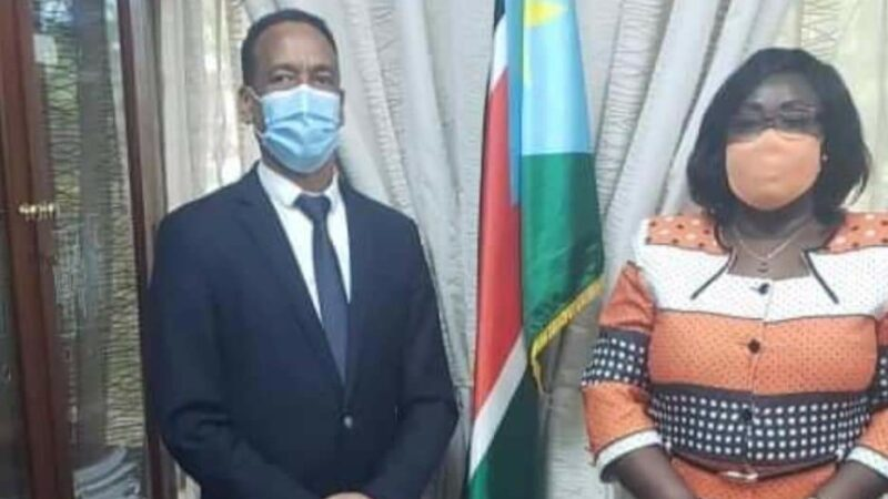 South Sudan reaffirms commitment to wellbeing of Ethiopia – Welcome to Fana Broadcasting Corporate S.C