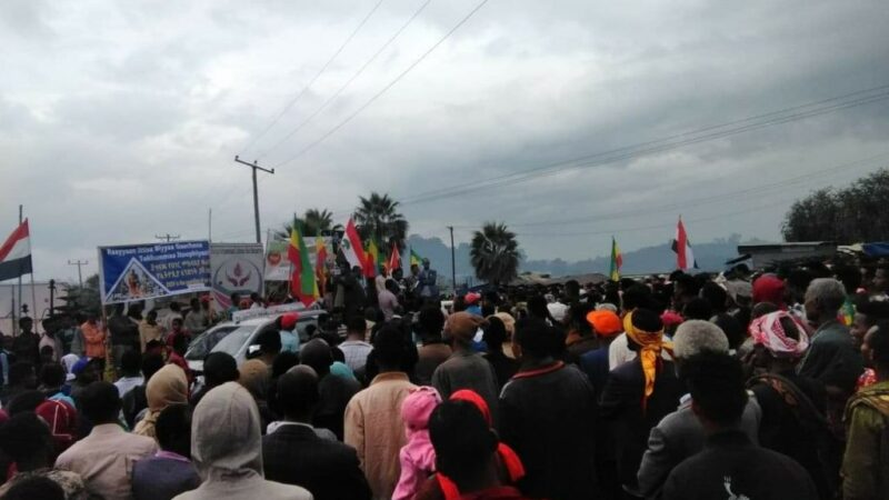 Residents of Metu town and Illubabor Zone rally against terrorist TPLF belligerence, machinations – Welcome to Fana Broadcasting Corporate S.C
