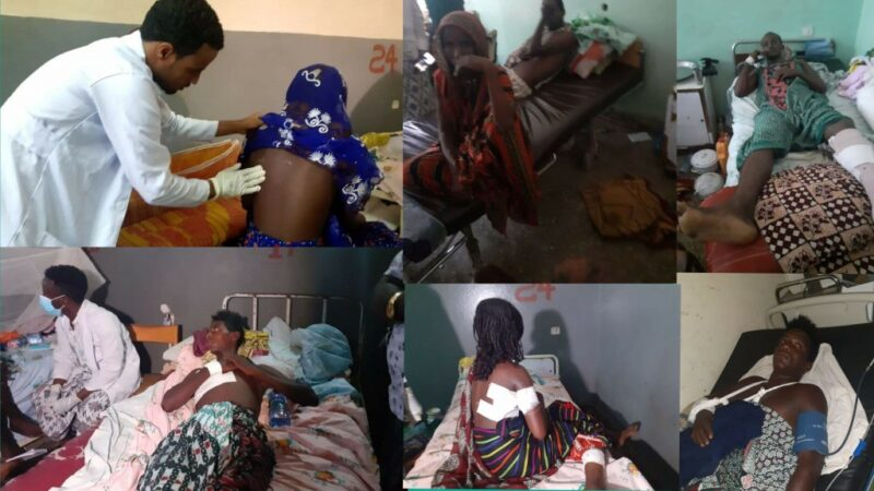 FBC journalists report tragic situation of survivors of TPLF atrocity in Afar Region – Welcome to Fana Broadcasting Corporate S.C
